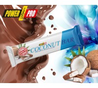 P.P. Бат. COCONUT BAR БЕЗ ЦУКРУ, (50 г)
