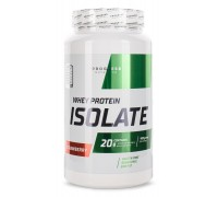 Progress Nutrition Whey Protein Isolate Strawberry (908 г)