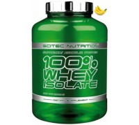 SN 100% Whey Isolate (2000 g) Банан
