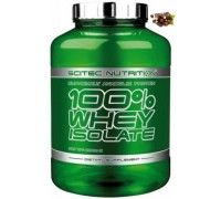 SN 100% Whey Isolate (2000 g) Шоколад с орехами